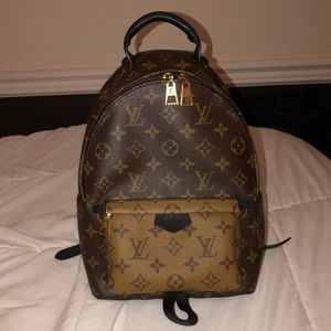 Palm Springs pm Louis Vuitton backpack
